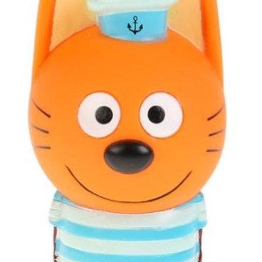 14-019-92 Набор из 2-х игрушек для ванны Три Кота.Коржик