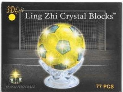10-282-0 Crystal Blocks Мяч футбольный 9054A