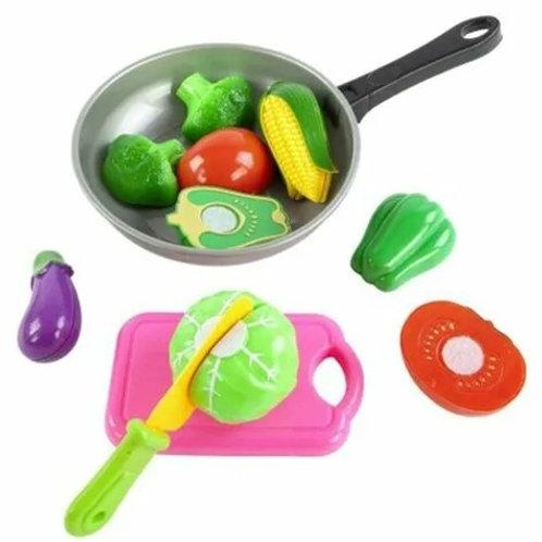 25-440-2 Набор для резки овощи в сковороде