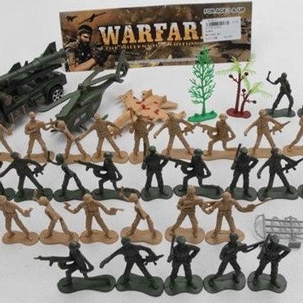 11-488-72 Набор Военный. в/п 15*5*6.5 см.