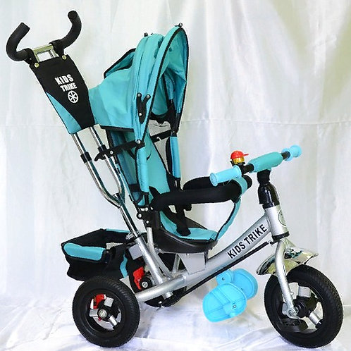 17-160-5 Велосипед 3-х кол.KIDS TRIKE A10(кол.10/8Надувные