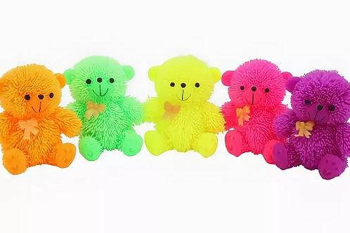 10-975-04 Светящиеся Мишки мягкие