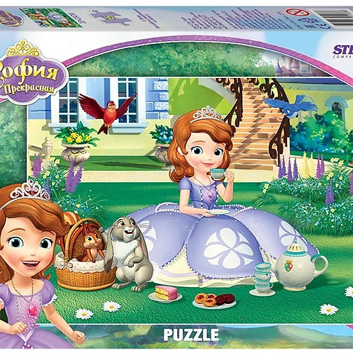77-91133 Принцесса София (Disney) 35 дет.(Ст)