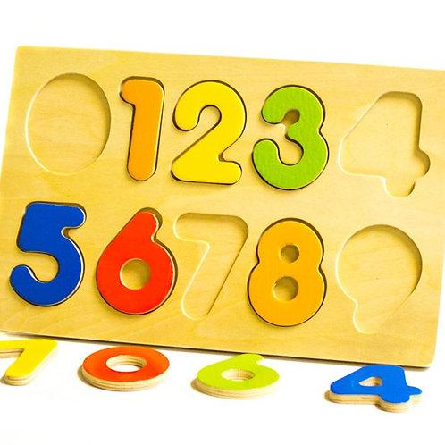 63-056 Рамка-вкладыш Цифры