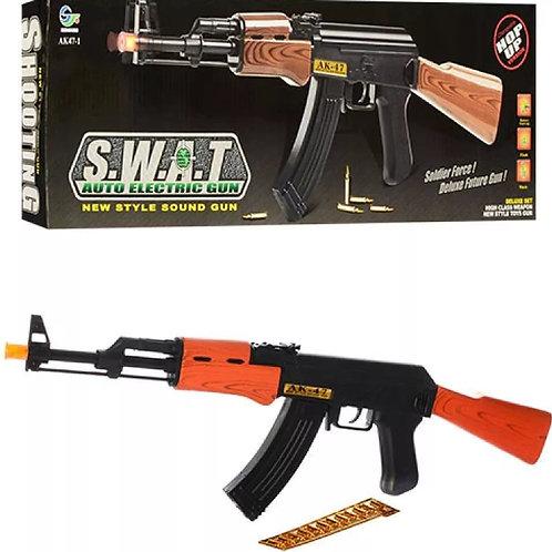 10-529-4 Автомат АК47 со звуком и светом в кор. AK47-1