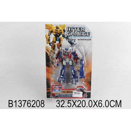 25-215-5 Трансформер робот-машина