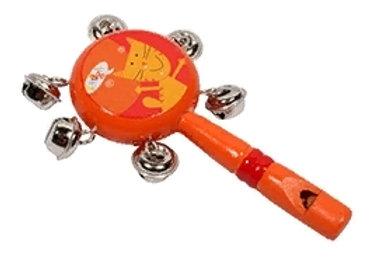 03-783-4 Дер.игрушка. Погр.с бубенцами ВЕСЕЛЫЕ РЕБЯТА (РК)