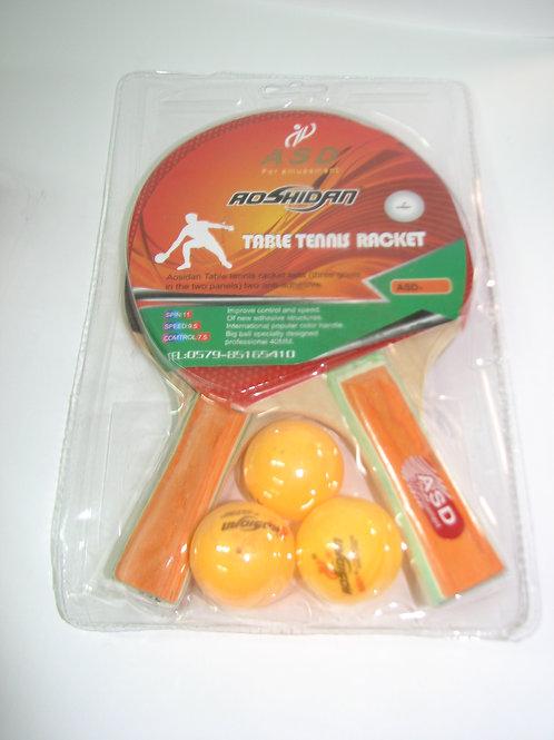 10-333-2 Теннисные ракетки в наборе (без сетки)