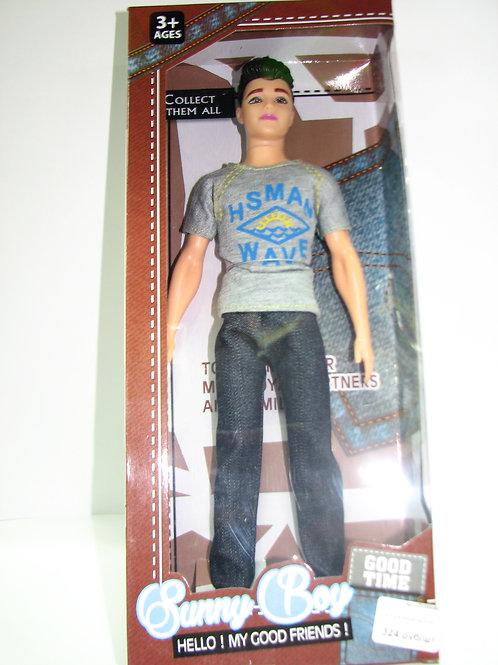 10-414-9 Кукла мальчик