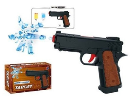 10-539-37 Игрушка Пистолет с гелевыми пулями