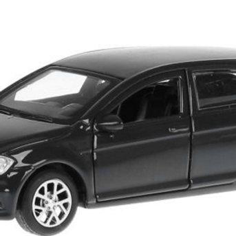 14-415-340 ТМ Технопарк. Машина металл VW GOLF СЕРЫЙ
