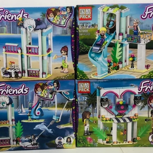 50-001-515 Конструктор  Friends