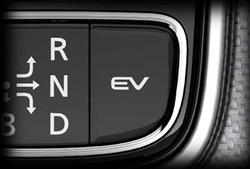 EV優先模式鈕