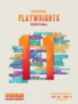 Summer Playwrights Festival poster