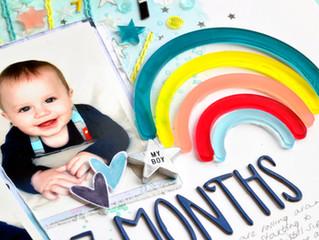7 Months | Niki Rowland