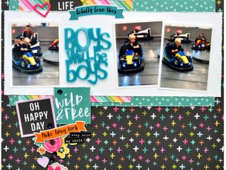 Boys will be Boys | Niki Rowland