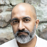 photo of Prem Krishnamurti