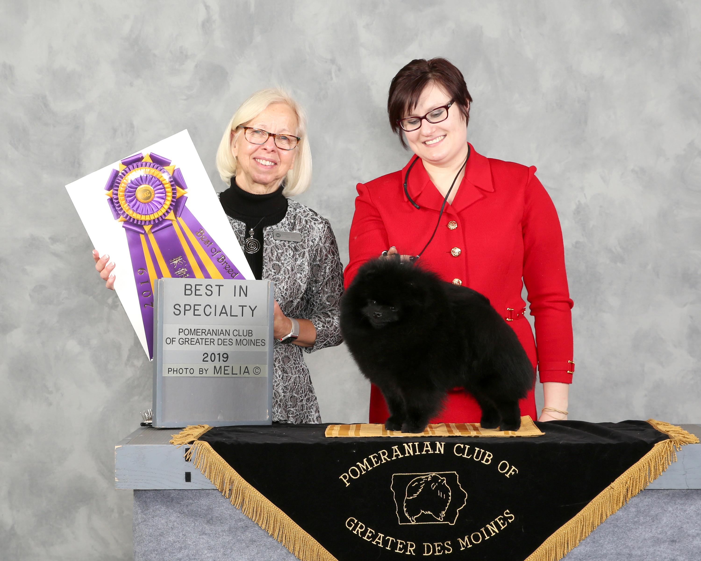 Cy BISS #1 Sandra Bingham-Porter