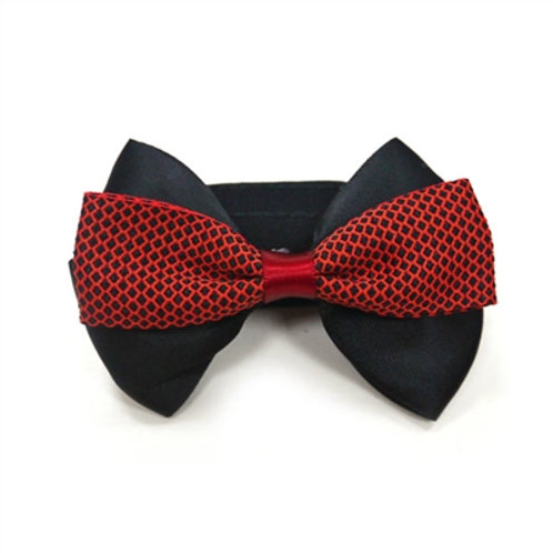 red dog bow