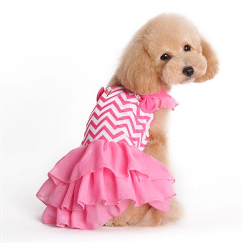 summer dog dress