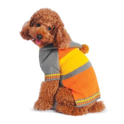 Sporty Pompom Sweater