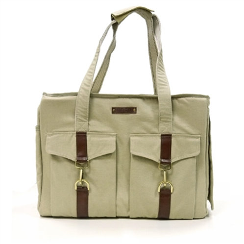 Buckle Tote V2 - Beige