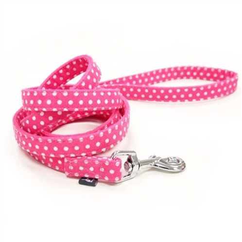 EasyCLICK Leash Polka Dots