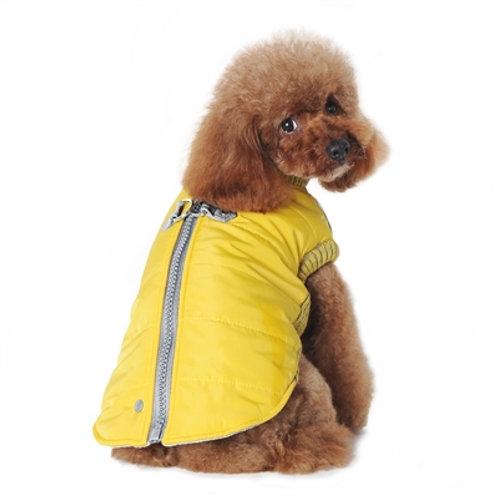 Runner Coat Yellow