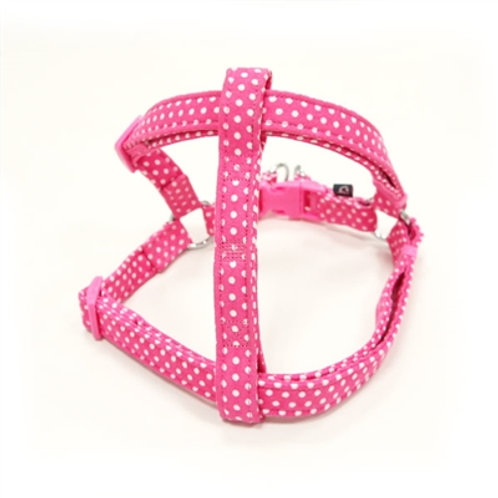 Polka Dot Dog Harness