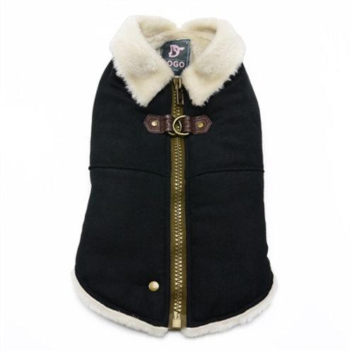 Furry Runner Coat