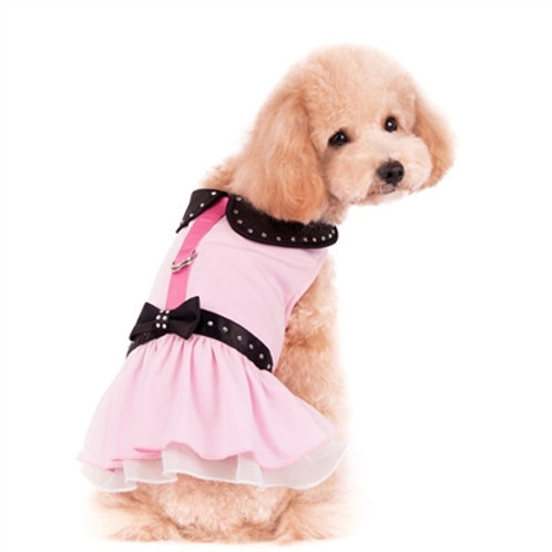 bling rhinestone dog dress