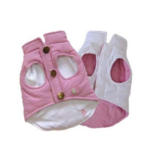 PP Pink Gemini Reversable Vest