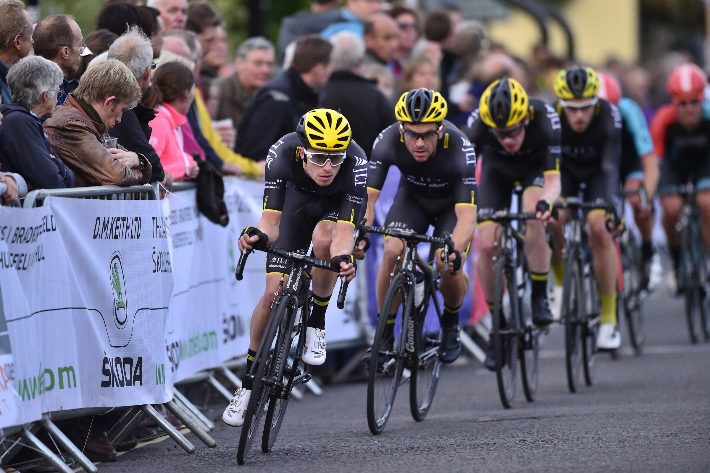 JLT Condor lead the bunch
