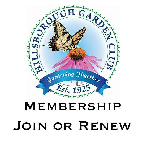 Membership Join or Renewal