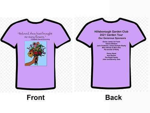 Garden Tour T-shirt