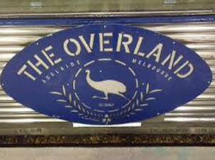 Adelaide Overlander