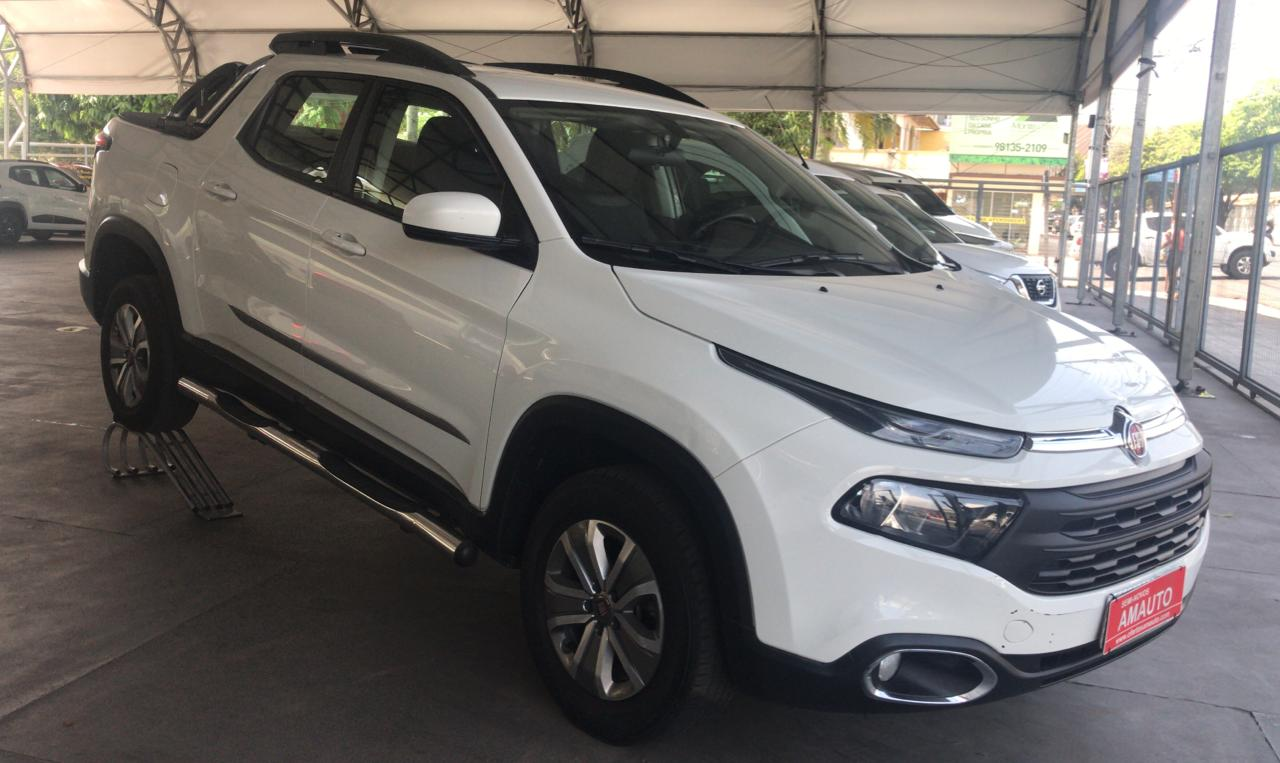 Fiat toro freedom 1.8 at flex