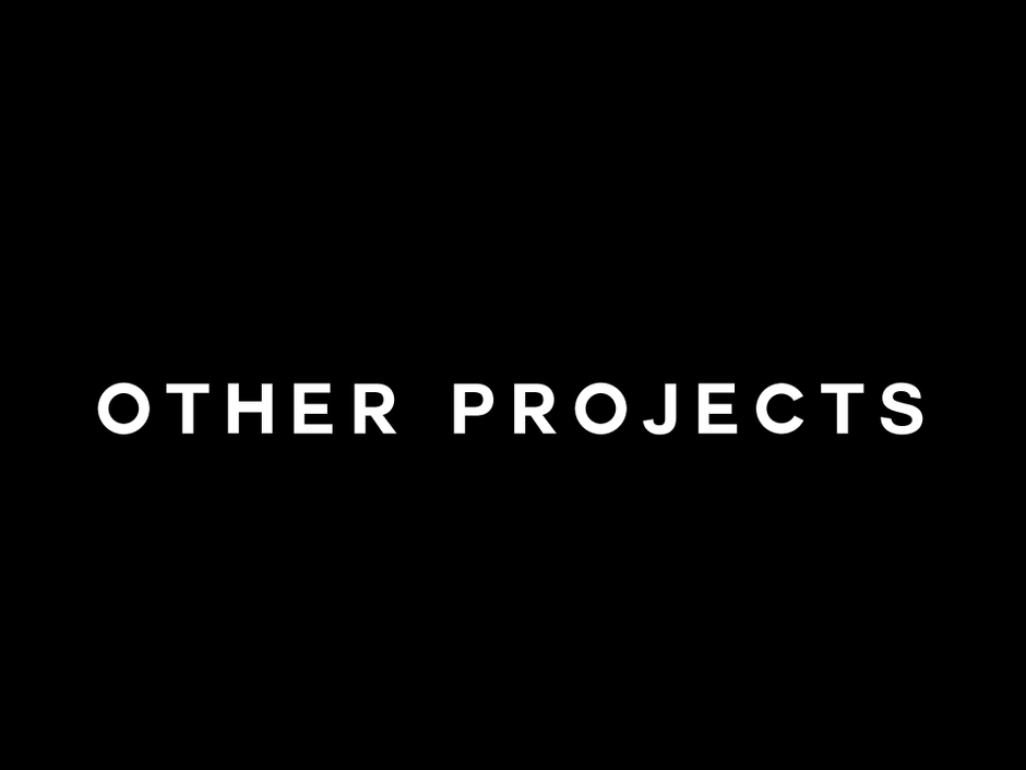 • Other Projects