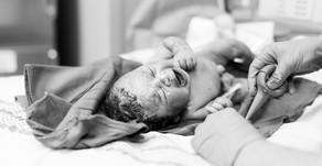 Baby Monroe | Lubbock Birth Story Photographer