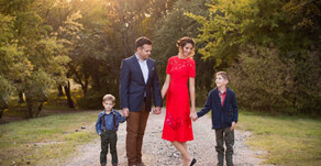 Wilson Family | Fall Family Photography – Temple, TX