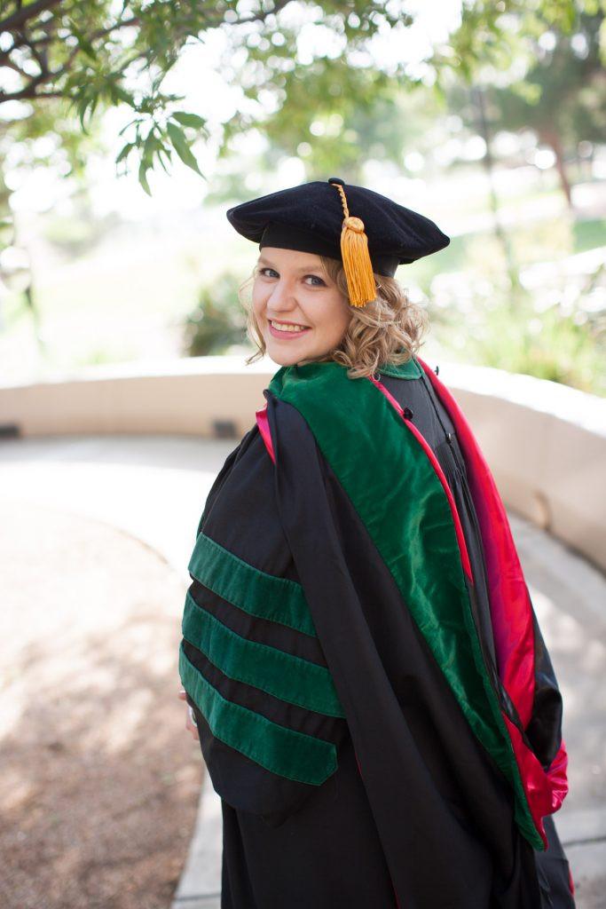 TTUHSC medical school graduation photos