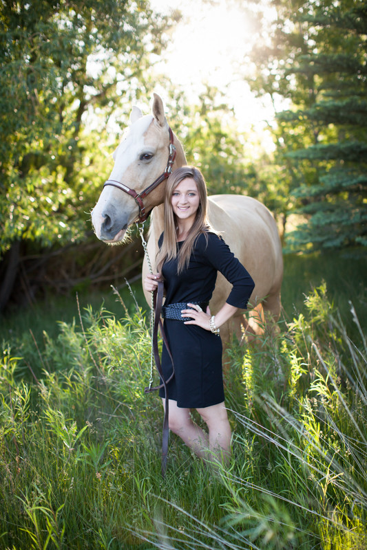 utah senior portrait photograp