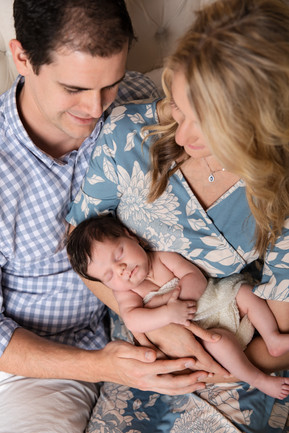 lifestyle newborn photography temple tx-