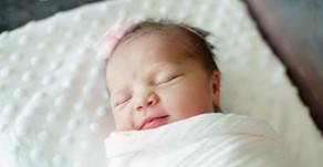 Baby Llydia | Fresh 48 Hospital Photography- Temple, TX