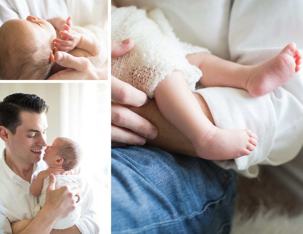 lifestyle newborn photography temple tx