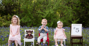 Shakespeare Family | Bluebonnet Mini Sessions
