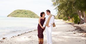 Richard + DeLynne | Thailand Destination Wedding Photographer