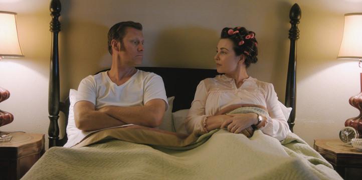 Ryan O'Quinn and Shari Rigby