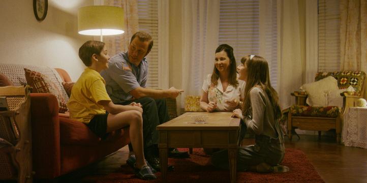 The Holderfield Family