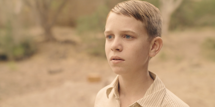 Parker Gunderson as Young Paul